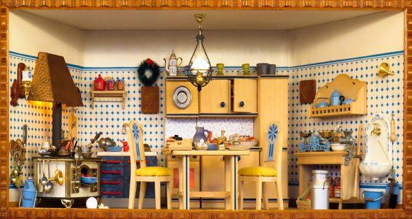 Les avantages de la cuisine bois enfant