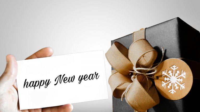 Carte surprise cadeau de Noël