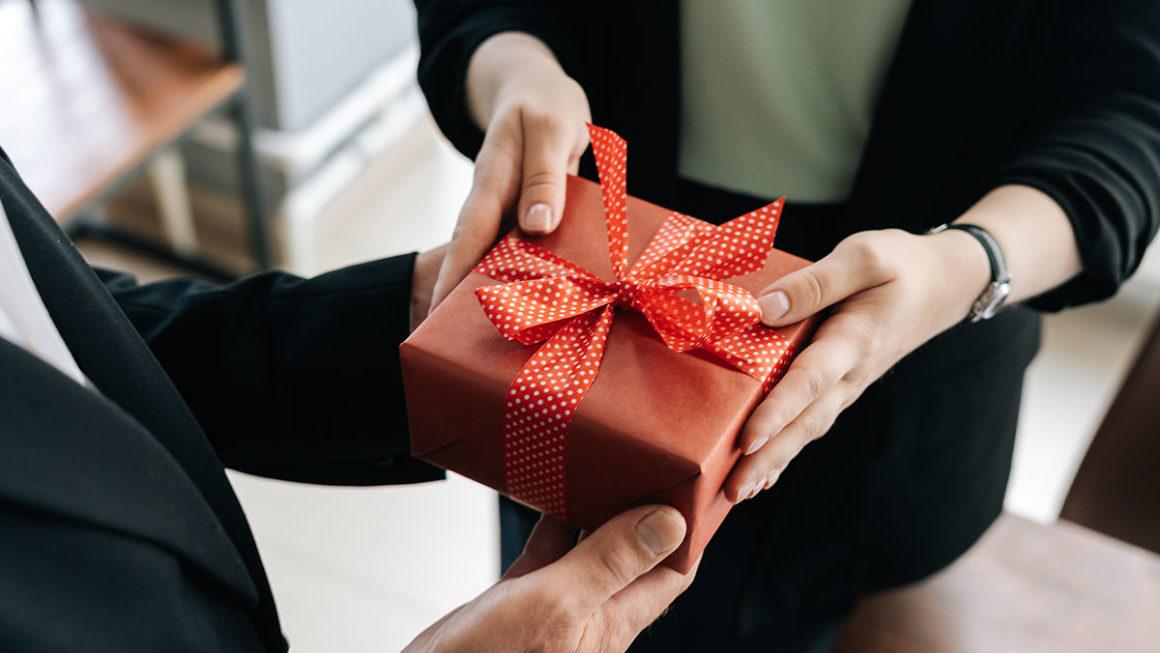 offrir cadeaux